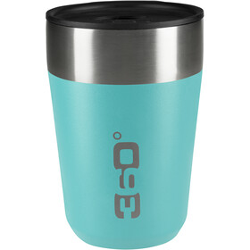 360° degrees Vacuum Travel Mug Regular 355ml, turquoise